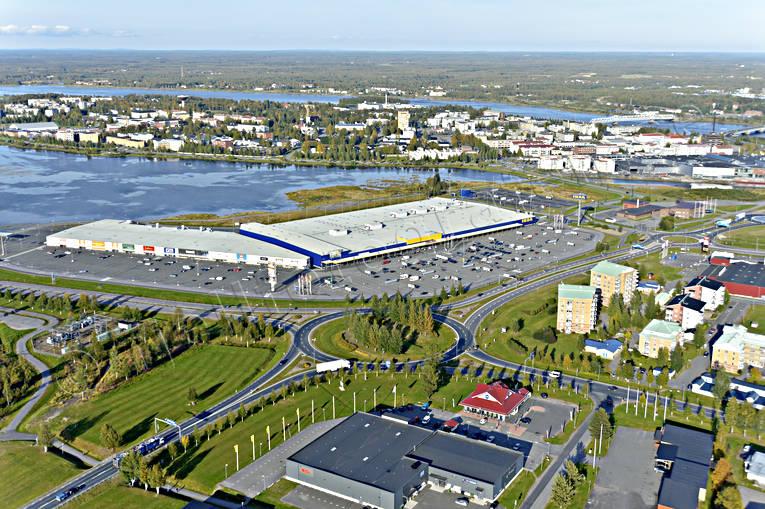 Ikea umeå karta